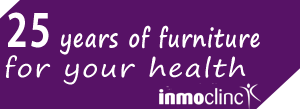 25 years of furniture for your health - Inmoclinc