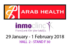 Arab Health 2018 Inmoclinc