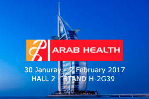 Arab Health 2017 Inmoclinc