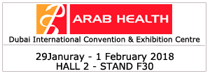 Arab Health 2018 - Inmoclinc