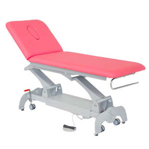 Examination and treatment table
